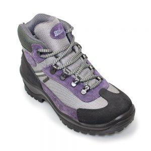Cairo Walking boot in purple