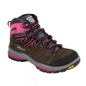 Ladies walking boot