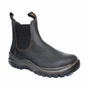 excavator slip on boot