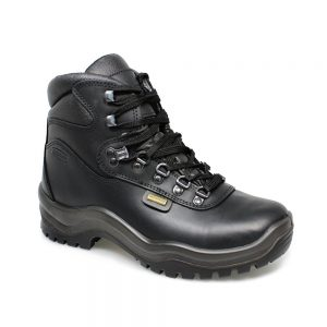 timber black boot