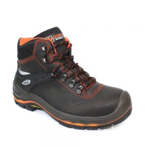 Hammer Brown Safety Boot
