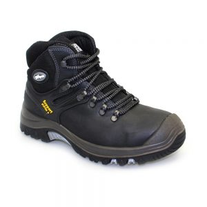 Workmate Black Safety Boot
