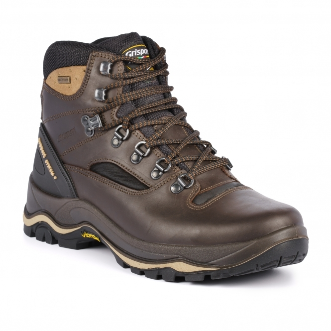 quatro brown hiking boots to help with injury prevention